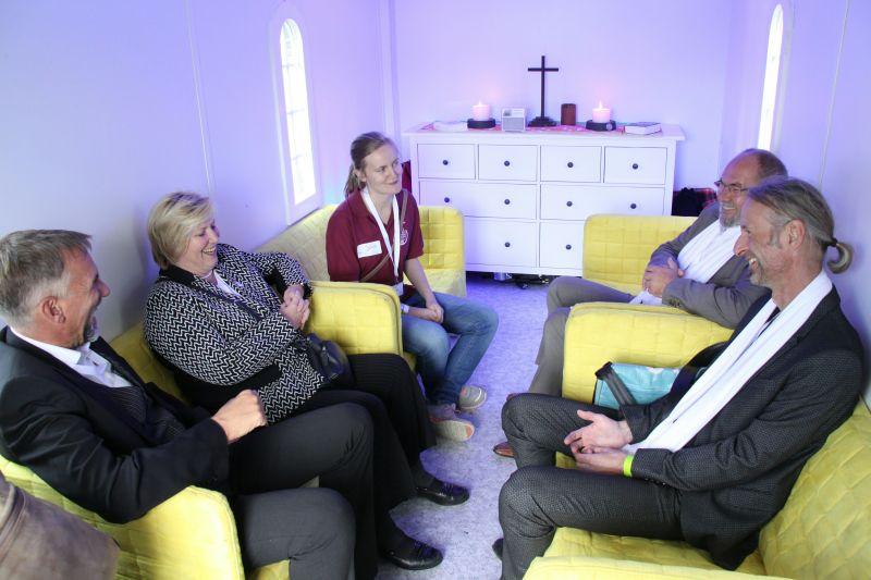 Tag Der Niedersachsen In Wolfsburg Kirche Auf Dem Weg Das